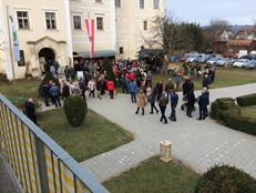 Weihnachtsausstellung auf Schloss Burgau